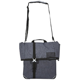 Norco Newbury City Tasche tweed grey